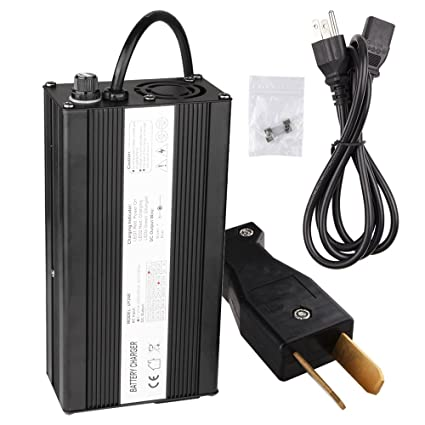 Amazon.com: Ezgo Charger, Enk 36 Volt 5 Amps Golf Cart Charger with on ez go install lights on, ez go charger replacement, ez go 36 volt battery charger, elite ez go battery charger, electric car battery charger, golf car charger, ez go powerwise qe battery charger, ez go powerwise charger manual, ez go textron troubleshooting, ez go battery charger problems, ez go charger parts, ez go powerwise 36v charger, ez go q charger, ez go accessories charger, ez go golf seat,