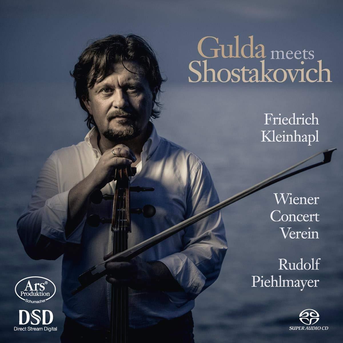 SACD : FRIEDRICH KLEINHAPL - Gulda Meets Shostakovich (Hybrid SACD)