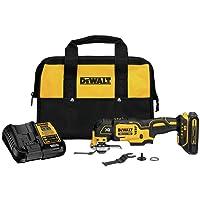 Deals on DEWALT XR 2-Pc Cordless 20-V Max Brushless Oscillating Tool Kit