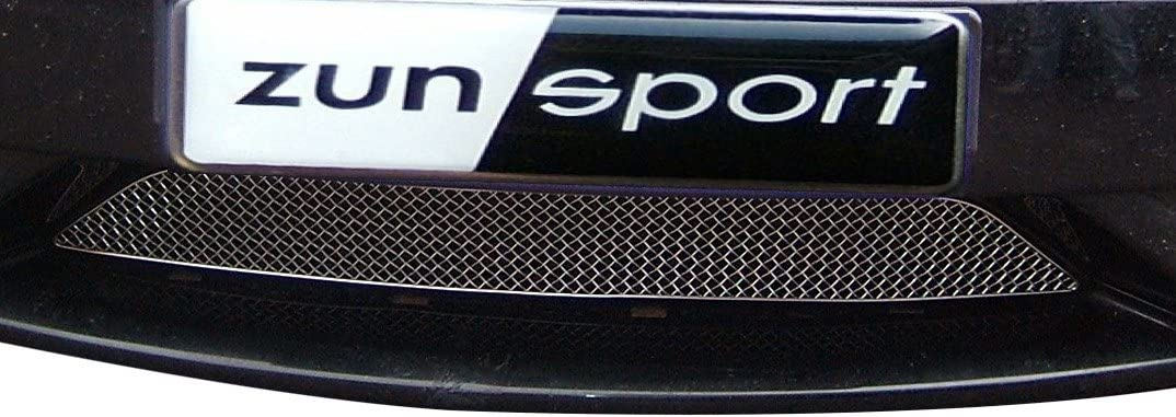 Zunsport Compatible With Toyota Celica Gen 7 Bottom Grille 2000 to 2005 Silver finish