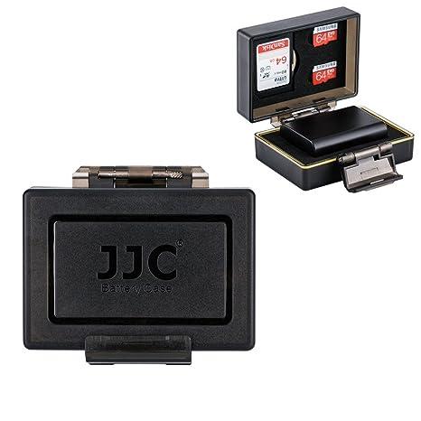 JJC MC Serie resistente al agua estuche para tarjetas CF, SD, SXS ...