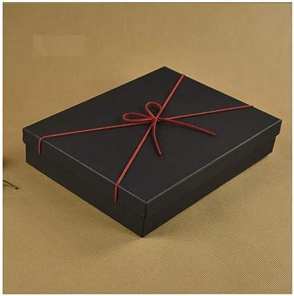Caja de regalo grande rectangular simple, caja de regalo creativa ...