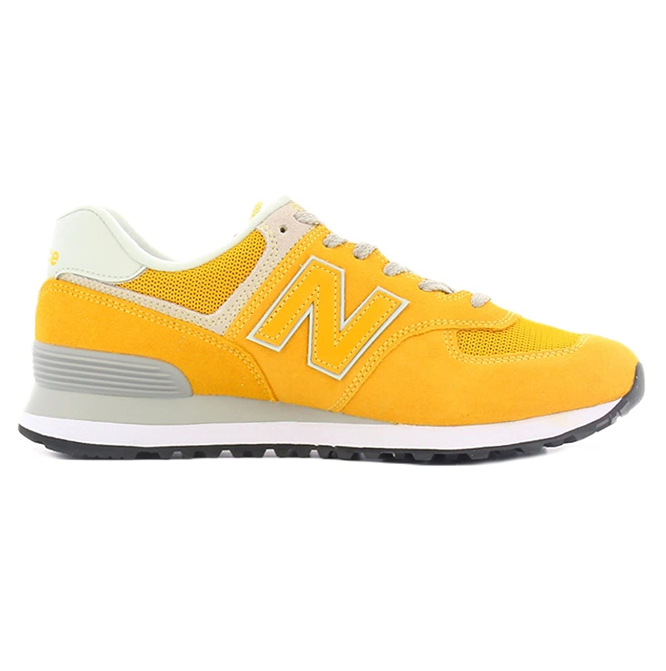 New Balance ML 574EYW Giallo Scarpa 574 EYW Uomo: Amazon.it