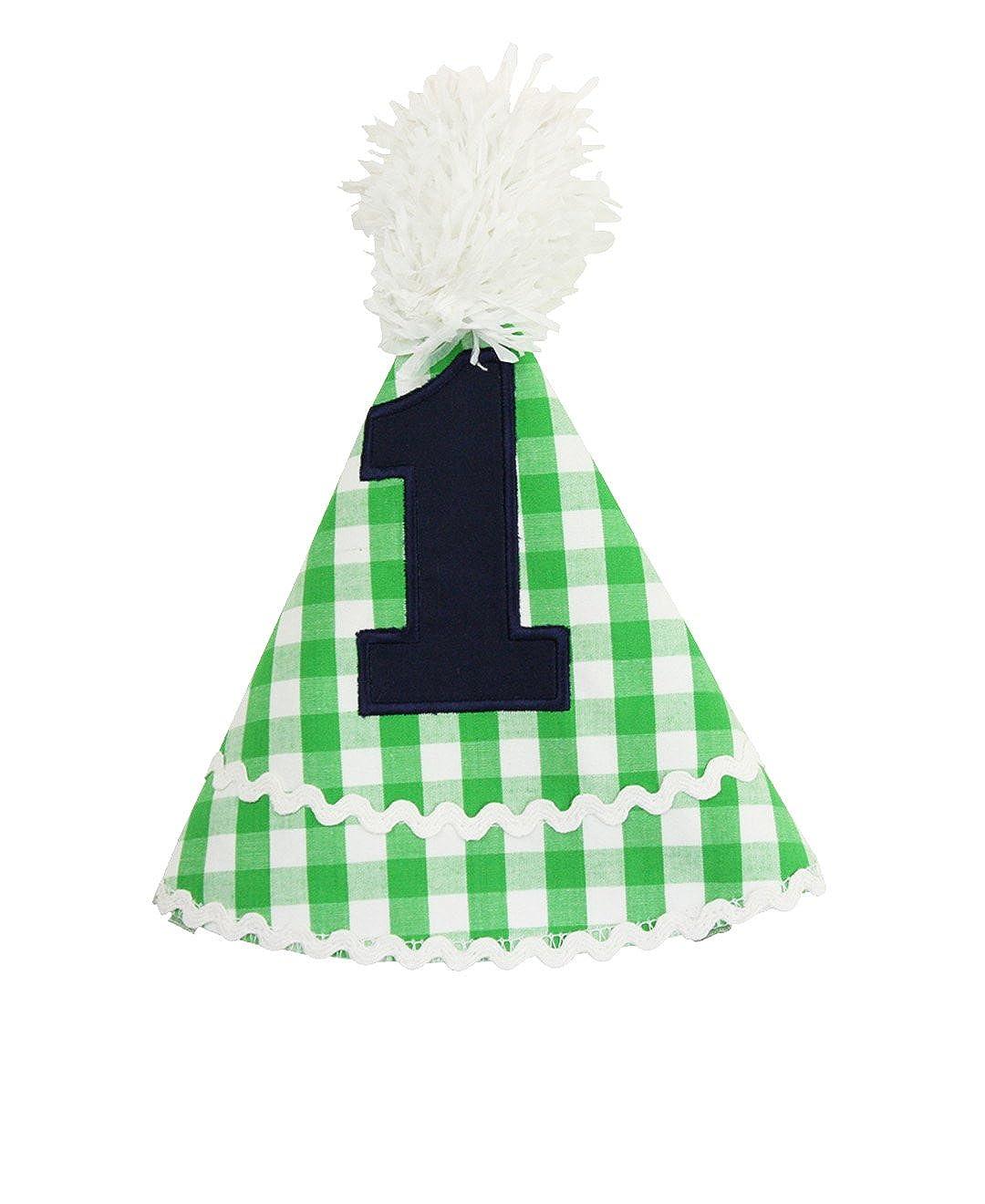 RuffleButts Infant//Toddler Girls First Birthday Hat