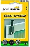 Schellenberg 50770 Klemmschrauben für Fensterlaibung