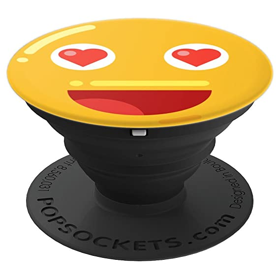 Amazon Cool Emoji Emoticon Stupid Smiley Face With Love Heart