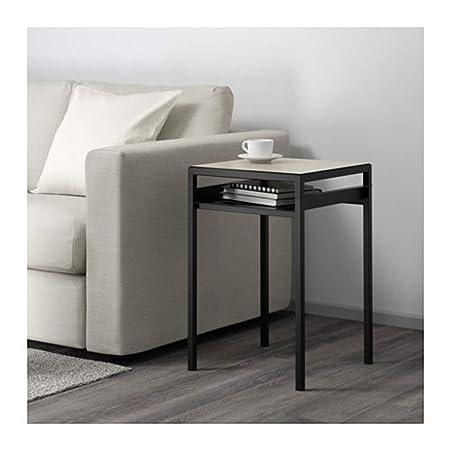 Ikea Nyboda 603.426.42 - Mesa Auxiliar con Parte Superior de Mesa ...
