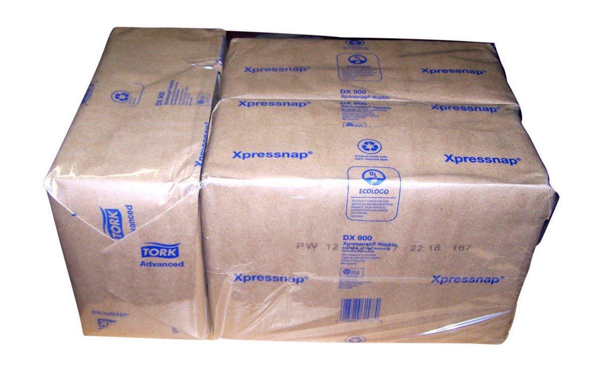 Tork DX900 avanzada Xpressnap dispensador de servilletas, Interfold, blanco, 13 x 8 1/2 pack de 1500: Amazon.es: Hogar