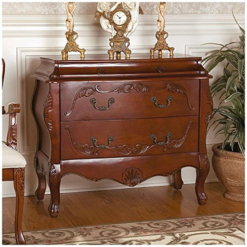 - Madison Collection Jean HEI Bombe Commode Chest