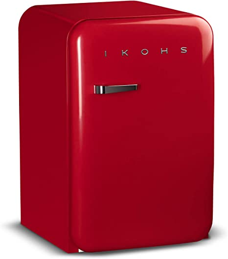 IKOHS Retro Fridge - Frigorífico con diseño, Control de ...