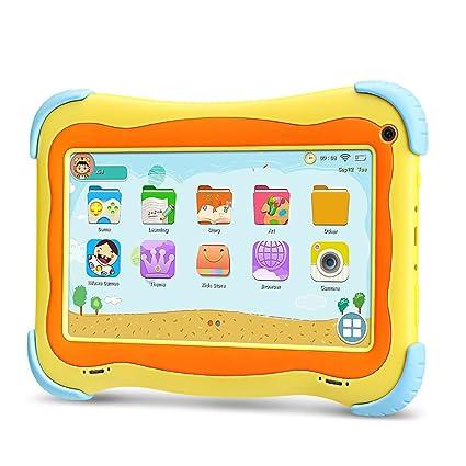 YUNTAB Q91 Tablet 7.0 Pulgadas,Android 8.1.0,A50 1.5GHz de Cuatro ...