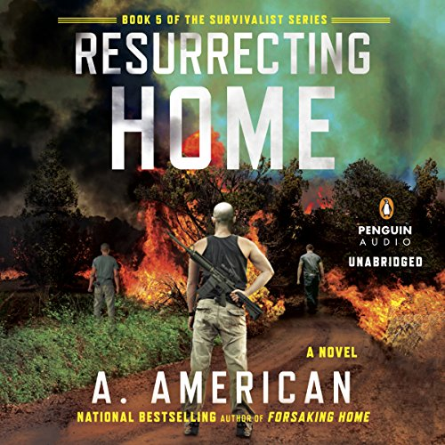 Resurrecting Home: A Novel Audiobook [Free Download by Trial] thumbnail