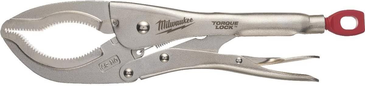 "NEW MILWAUKEE 48-22-3541 TORQUE LOCK 12/"" LOCKING JAW CLAMP PLIERS"