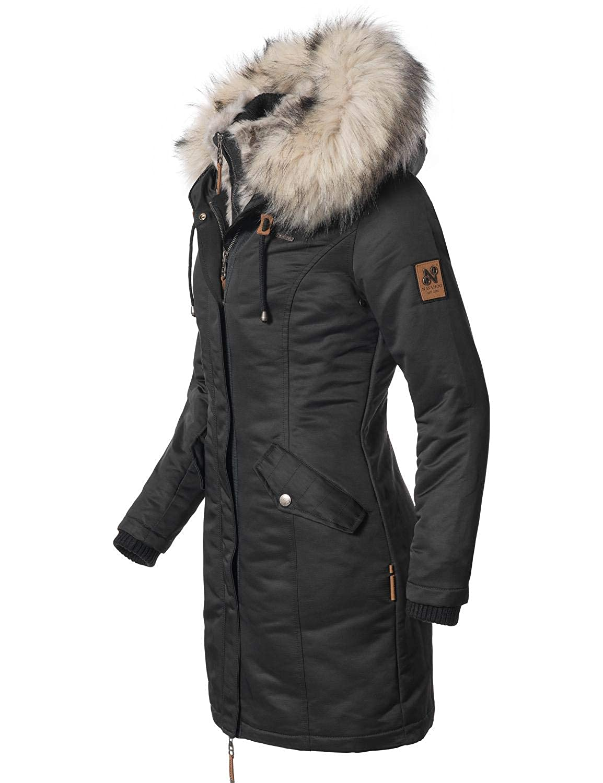 Navahoo Damen Wintermantel Winterparka Daylight 5 Farben XS-XXL  Amazon.de   Bekleidung b457a4eab0