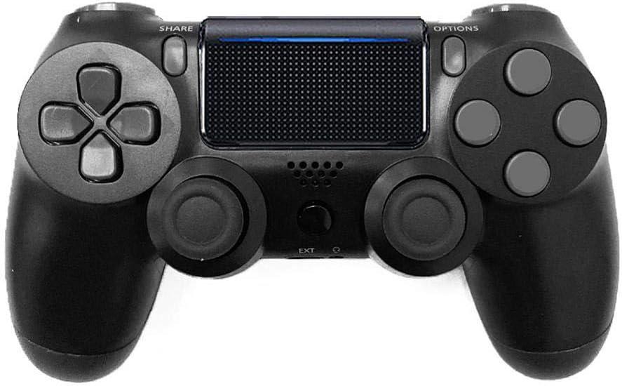 Game Controller Pc | 2020 Joystick Bluetooth / controle Wireless Joystick Playstation Controller / videojuego / Gamepad para Ps4 / playstation 4-Black-: Amazon.es: Videojuegos