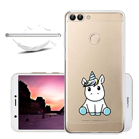 custodia anti urto huawei p smart