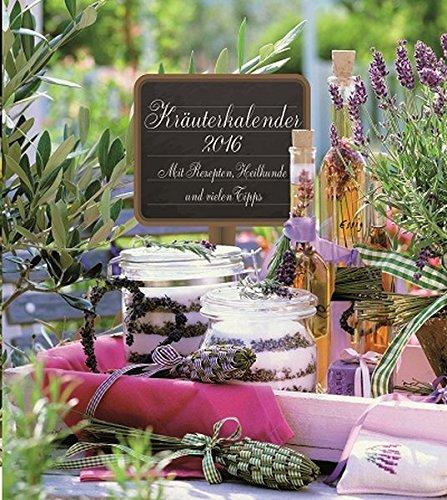 Kräuterkalender 2016 Küchenkalender
