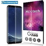 Protector de pantalla Samsung Galaxy S8, Hootech Cristal Vidrio Templado Premium Para Samsung Galaxy S8 …