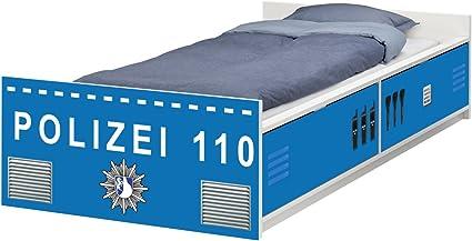 Letti Fuori Misura Ikea.Stikkipix Pellicola Per Mobili Della Polizia Adatta A Letto Ikea