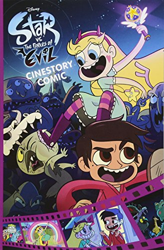 Disney Star vs. The Forces of Evil Cinestory Comic (Star Vs The Forces Of Evil 18)