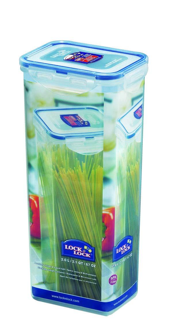 Lock & Lock HPL 819 F  Boîte spécifique à spaghettis 2 L Etanche à 100% air et liquide product image