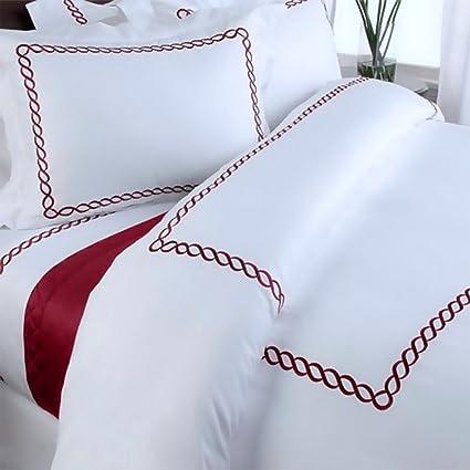 Amazon.com: Hotel Style Duvet Cover Set and Comforter Set 10 Piece