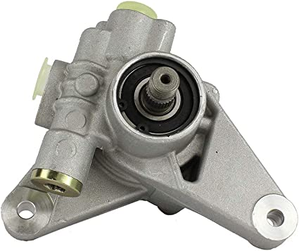 No Core Needed Honda Accord 2.4L DOHC Brand new DNJ Power Steering Pump PSP1006 for 03-05