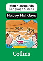 Happy Holidays (Mini Flashcards Language