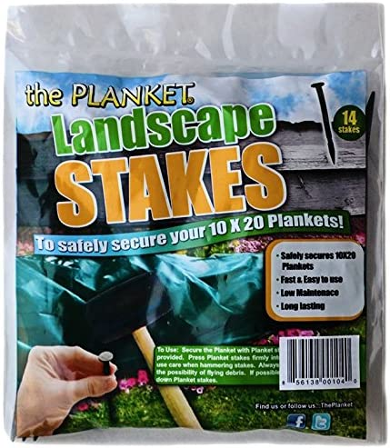 the Planket Landscape Stakes 14 CT Bag