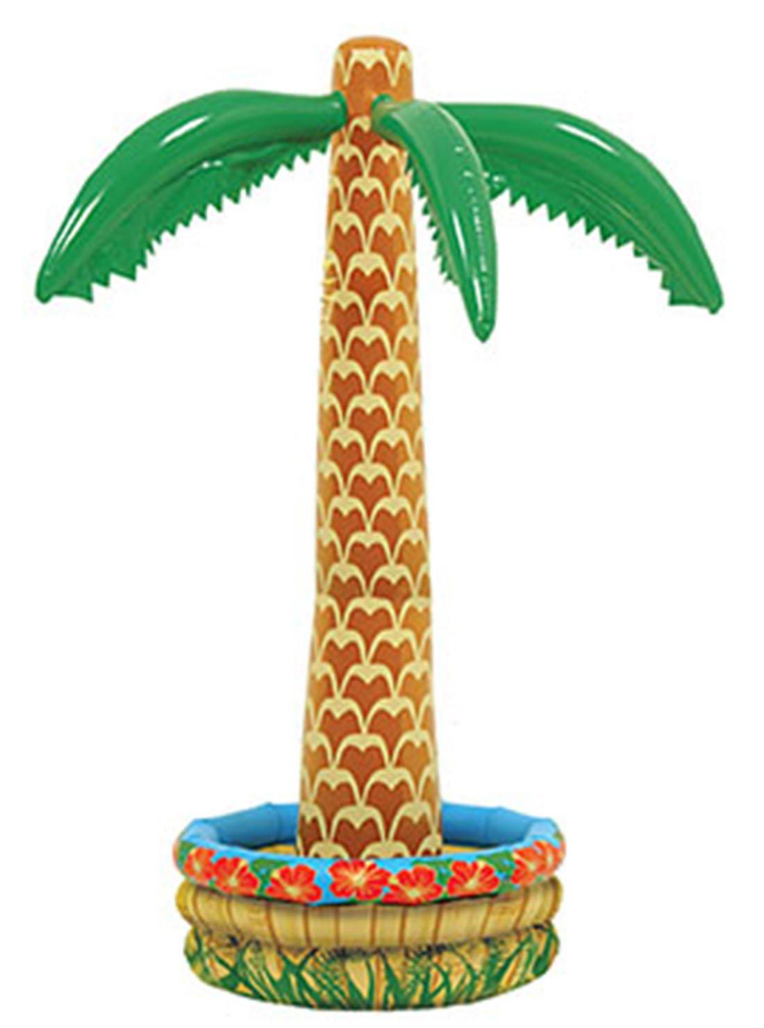 karnevals Bud - hinchable palmera Hoola Aloha playa fiesta ...