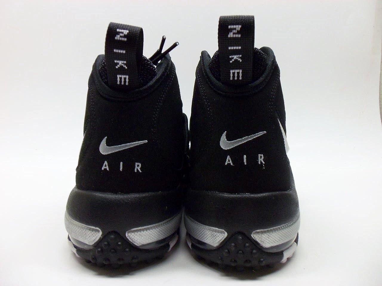 01561ba79c9e Nike Men Air Max Pro Streak (black white   black) Size 10.5 US  Amazon.ca   Shoes   Handbags