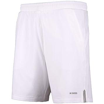 K-Swiss Corto KS TAC Hypercourt Express 8 Pantalon de Tenis ...