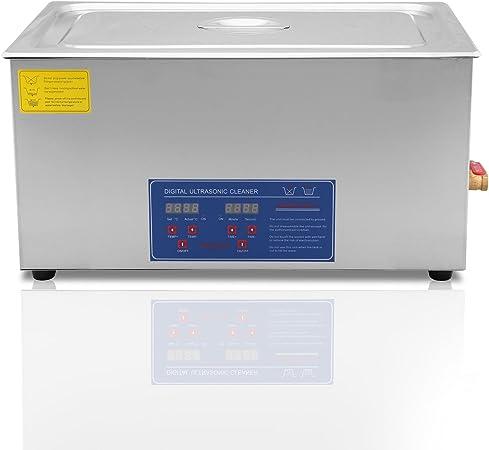 10L Nettoyeur A Ultrasons 10L Ultrasonic Cleaner Professionnel Nettoyeur Digital Affichage Ultrasonique