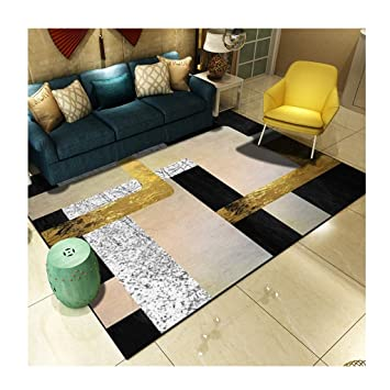 Amazon.com: Colorful Living Room Floor Rugs Soft Bedroom ...