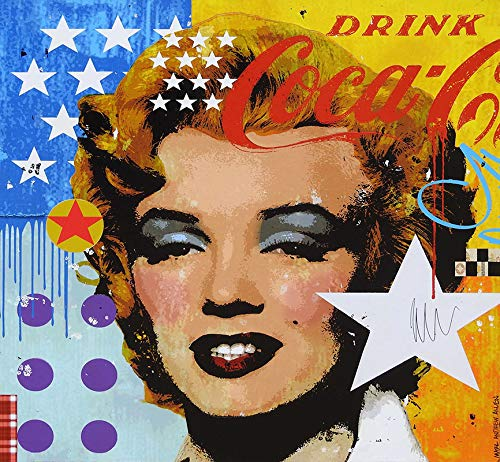 Marilyn Coca Cola