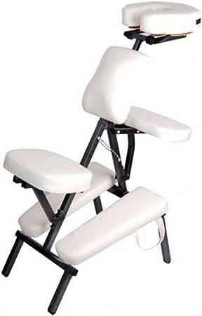 vidaXL Chaise de Massage Ergonomique Pliante