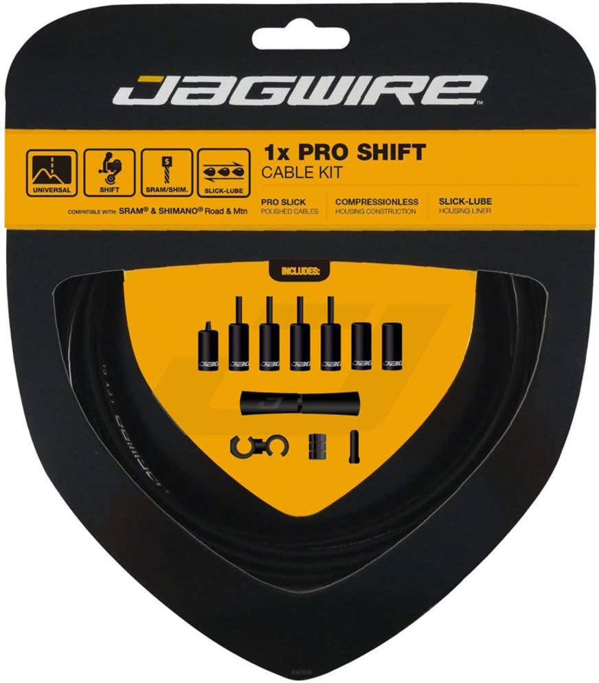 Jagwire Pro Shift Kit Road//Mountain SRAM//Shimano Yellow