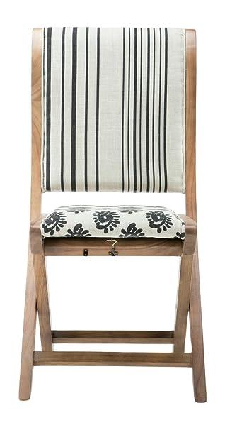 Amazon.com: boraam 85005 Misty plegable silla de comedor ...