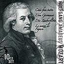 Operas (Cosi fan tutte, Le Nozze di Figaro, Don Giovanni, The Magic Flute)
