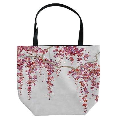 727ca862a335 Amazon.com: Handbag Canvas Shoulder Bag Modern Stylish,House Decor ...