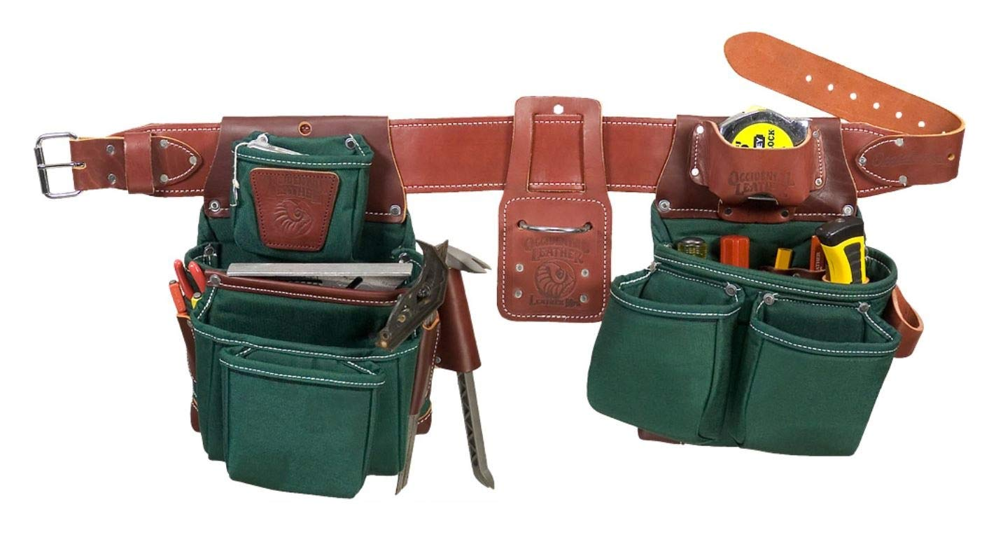Occidental Leather 8089 M OxyLights 7 Bag Framer Set by Occidental Leather