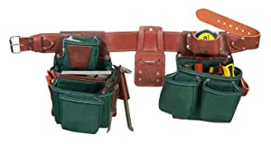 Occidental Leather 8089 M OxyLights 7 Bag Framer Set