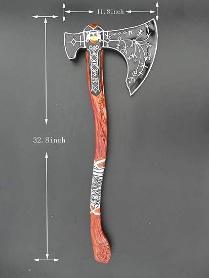 Amazon Com Mastergoswords Resin God Of War Kratos Axe 1 1