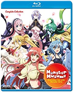 Monster Musume: Everyday Life With Monster Girls [Blu-ray] by Section 23