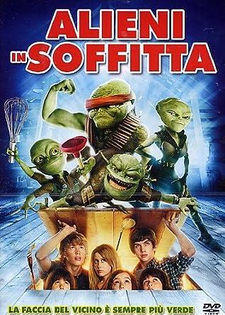 Amazon.com: Alieni In Soffitta [Italian Edition]: ashley ...