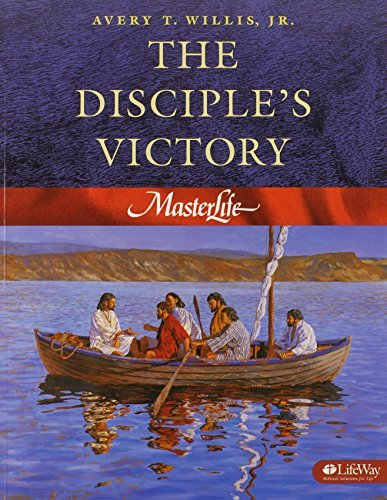 MasterLife 3: The Disciple's Victory - Member Book by Avery T. Willis Jr. (1997-01-09)