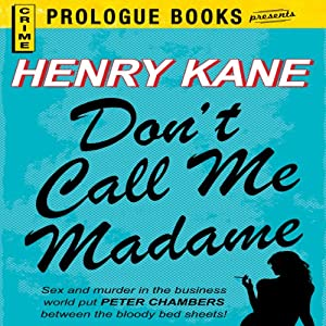 Don't Call Me Madame Audiobook
