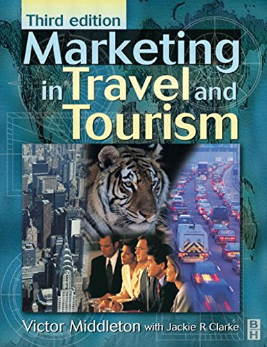 Marketing in Travel and Tourism, Third Edition (Assessment of Nvqs and Svqs Series)