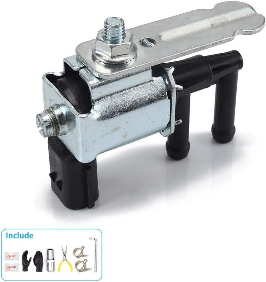 DishyKooker - Válvula magnética para ventilación de vapor para MAZ-DA 6 626 RX-8 Protege 5 MPV Miata OE: Z504-18-741A + kit AutoAccessory