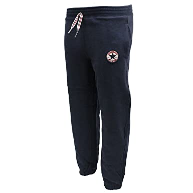 941da494ca6877 Converse Chuck Patch Cuffed Fleece Track Pant Kids (8-15 Years) - Athletic  Navy